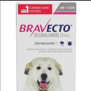 Other - Bravecto flea and tick